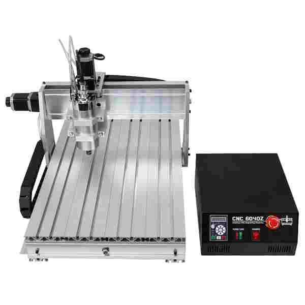เครื่องมินิ CNC6040-3Axis-USB-1500W หรือ 2200W