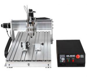 เครื่องมินิ CNC6040-4Axis Type1 1500W หรือ 2200W.