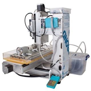 HY-3040-4Axis CNC Aluninum Router Machine สำหรับงานมิลลิ่ง