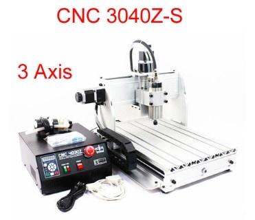 เครื่องมินิ CNC3040Z-DQ+S800W-3Axis