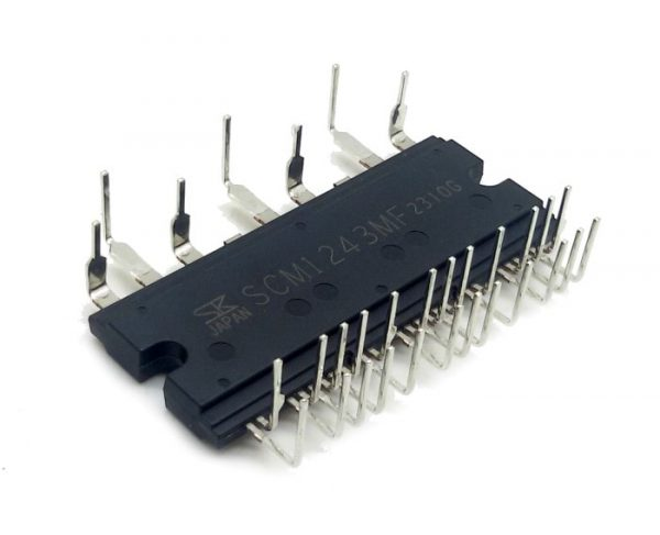 SCM1240M Series High Voltage 3 Phase Motor Drivers