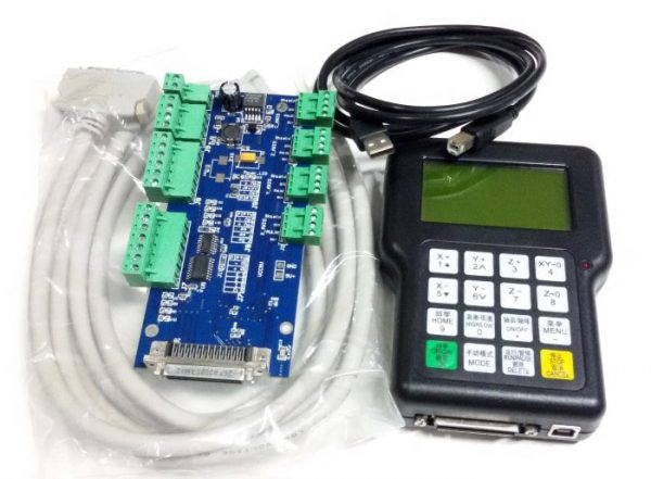 DSP0501 USB CNC Controller