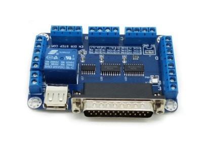 CNC 5 Axis CNC Breakout Board V5 Type