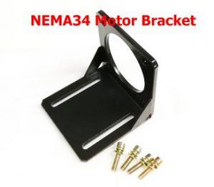Nema34 L Bracket Mount
