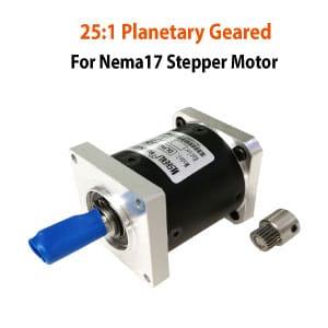 25-1-Planetary-Geared