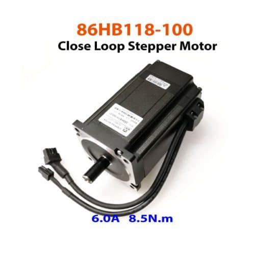 86HB118-100-Close-loop-Stepper-motor