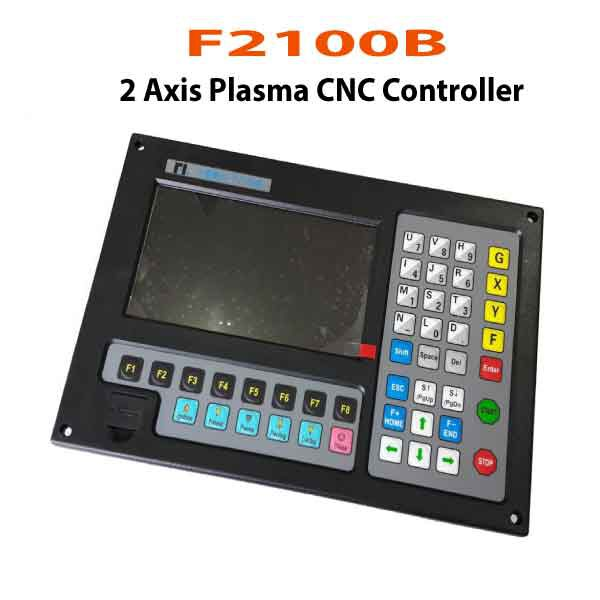 Panel 2 Axis Plasma CNC Controller F2100B