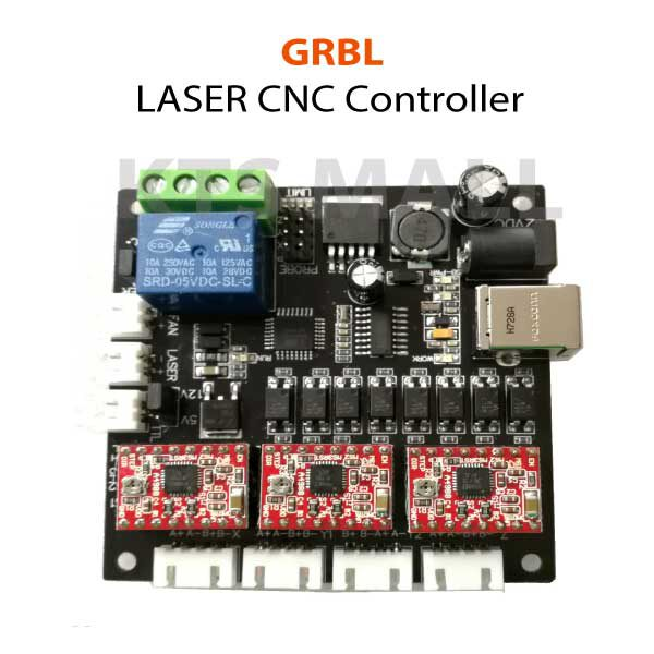 GRBL-LASER-CNC-Controller