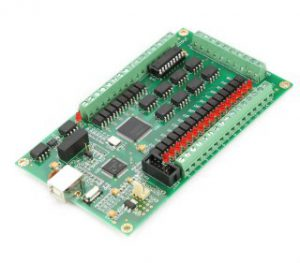 3 Axis CNC USB Motion Card Mach3 200KHz