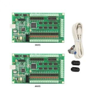 3 Axis CNC USB Motion Card Mach3 200KHz