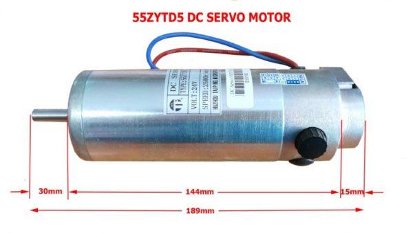 24v Dc servo motor 55ZYTD51