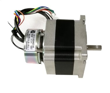 NEMA34-65mm.+ Brake 24VDC