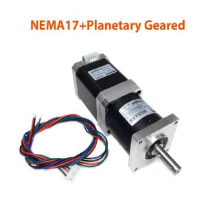NEMA17+Planetary-Geared