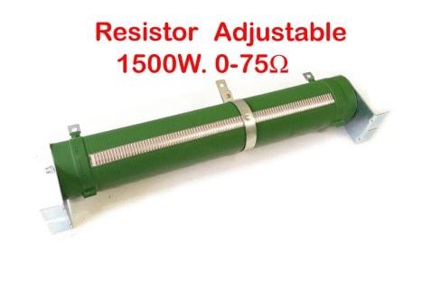 1500w. 0 - 75Ω Inverter Braking Resistor