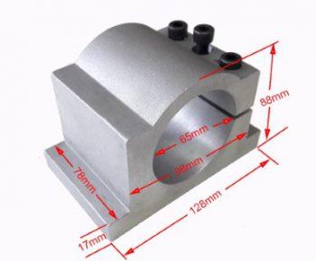 Aluminum Clamp 65mm