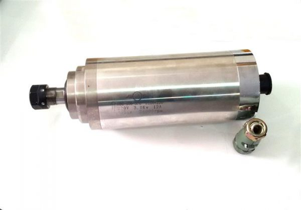 3KW Water-Cooled Spindle Motor