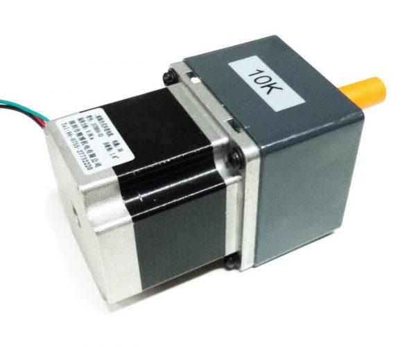 Stepper NEMA23 56mm. With 1:10 Gear Ratio