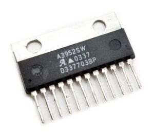 PWM MOTOR DRIVER A3952SW