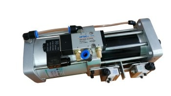 2T air cylinder for spindle
