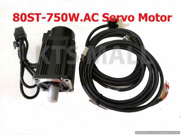 80ST-750W AC Servo Motor