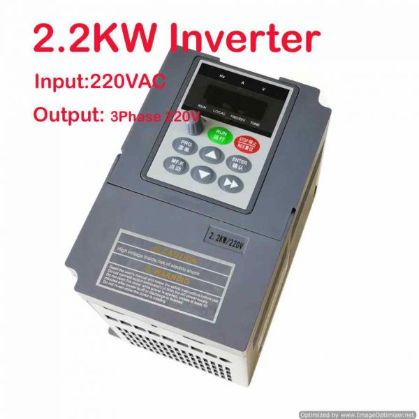 2.2KW. Inverter V8 Series