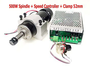 Set 500W.Spindle