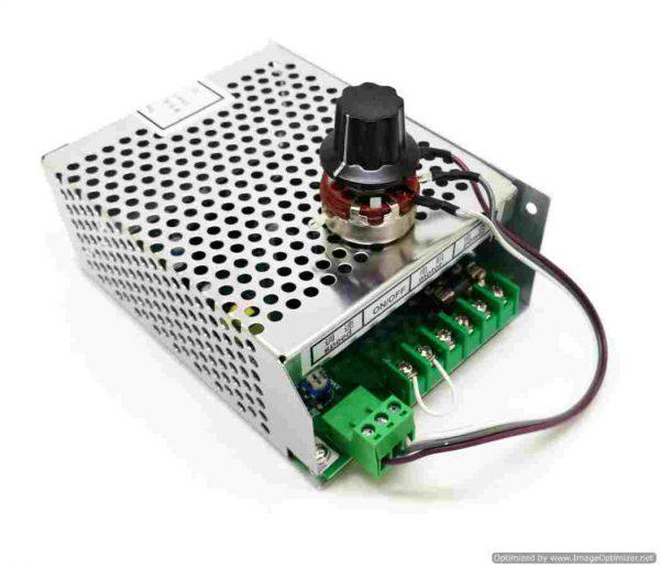 500W.DC Motor Speed Controller