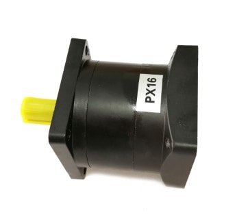 1:16 NEMA34 Planetary Gear Shaft Input 14mm.