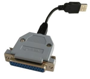 USB To Parallel Adapter MACH3 UC100