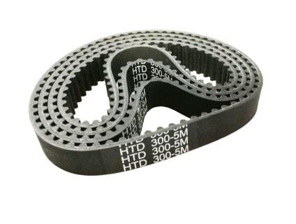 HTD300-5M.Close loop timing belt width 15mm.