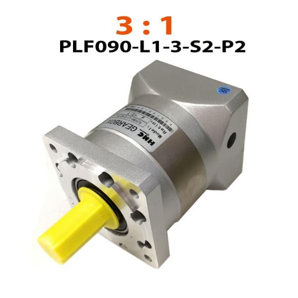 PLF090-L1-3-S2-P2-Planetary-Gear-Box