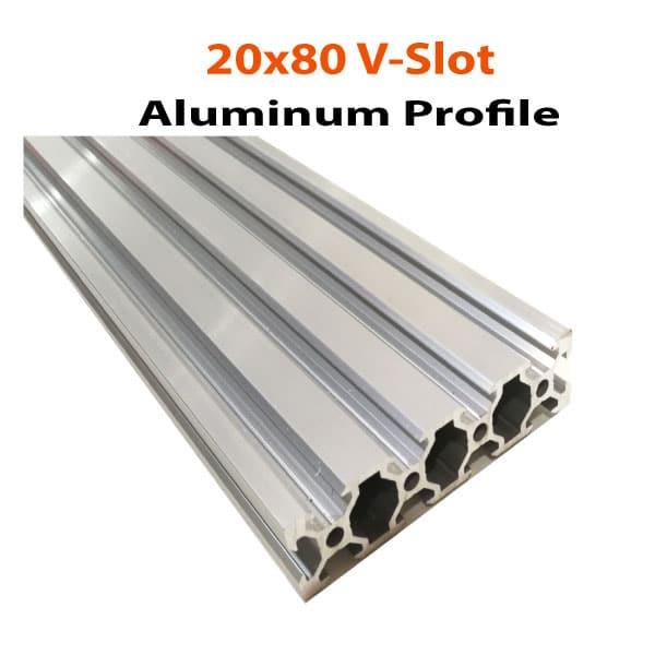 20x80-V-slot-Aluminum-Profile