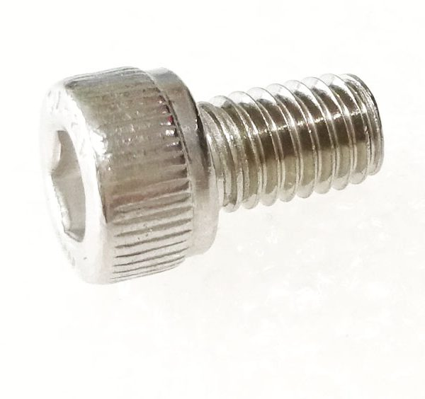 M5-304stainless Steel Screws Hex Head