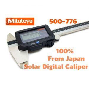 6นิ้ว Mitutoyo SolarCell 500-776