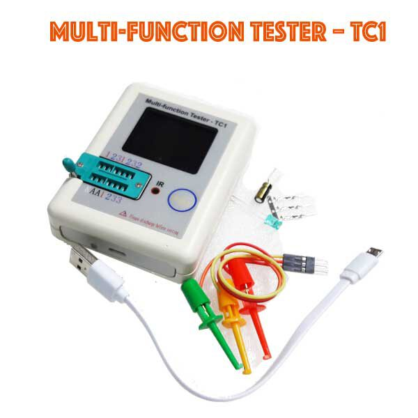 Multi-Function-Tester-TC1
