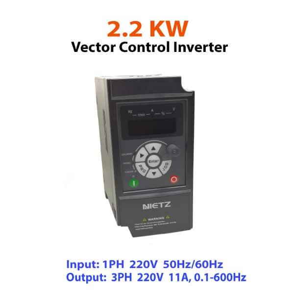 2.2KW--1PH--220V-Inverter