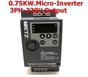 750W Micro Inverter