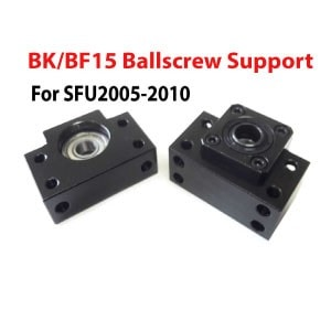 BK/BF15 Support Ballscrew20 series