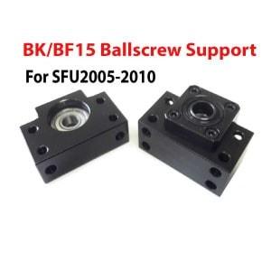 BK/BF15 Support Ballscrew20 series