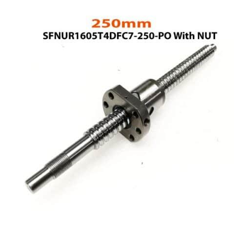 SFNUR1605T4D-250mmn