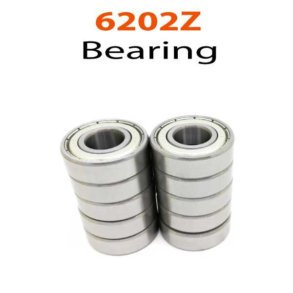 6202z-Deep-groove-ball-bearing