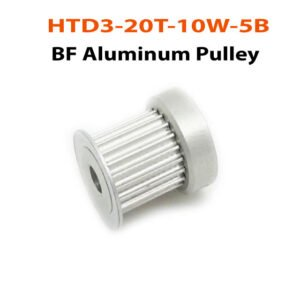 HTD3-20T-10W-5B. BF Timing-Pulley