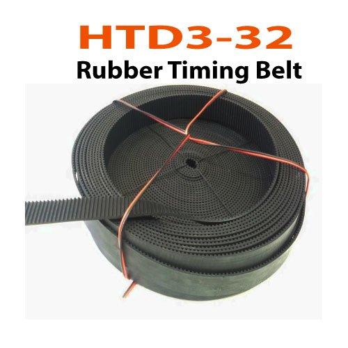 HTD3-32-Rubber-Timing-Belt