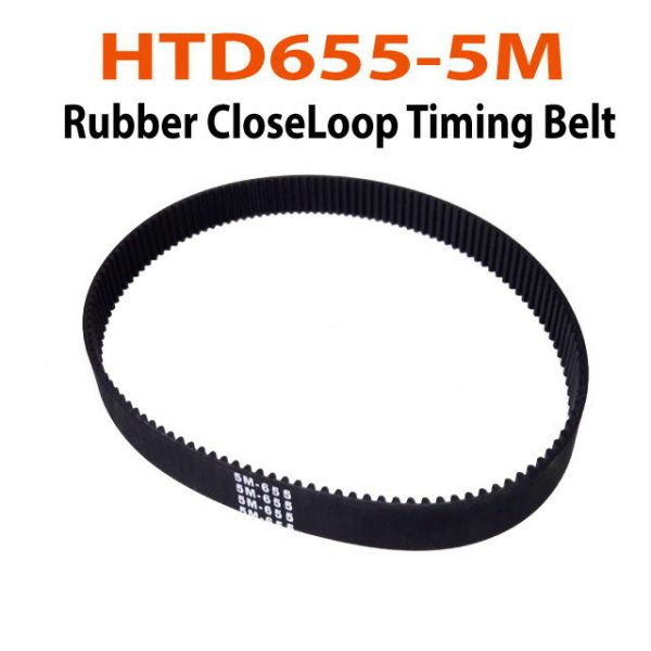 HTD655-5M.Timing-Belt