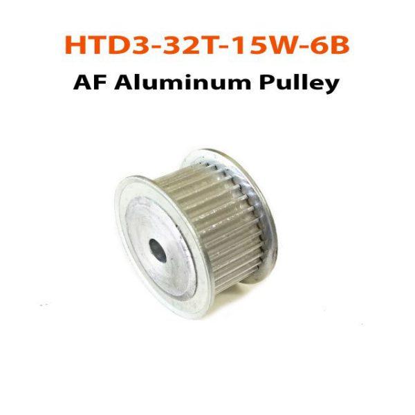 HTD3-32T-15W-6B.AF Pulley