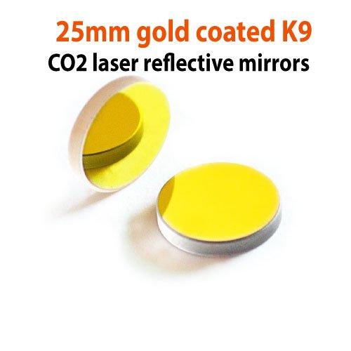 K9-gold-coated-CO2-laser-Reflectors