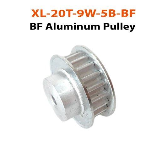 XL-20T-9W-5B-BF.Aluminum-Pulley