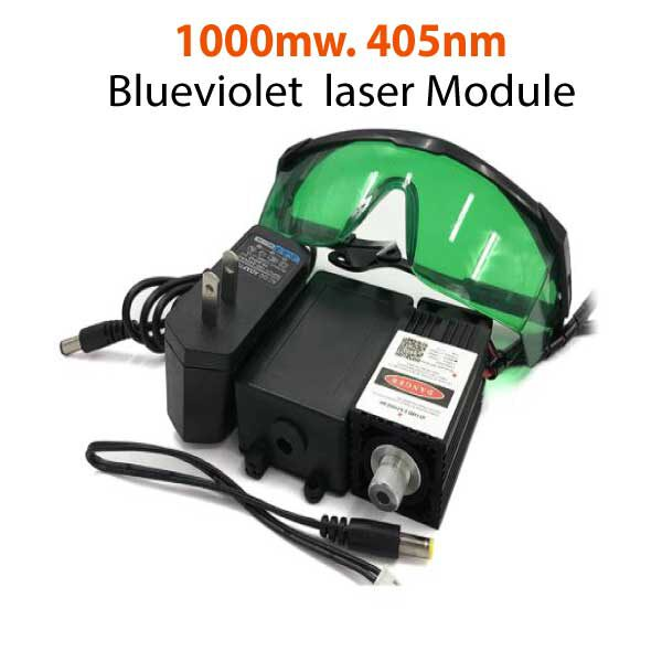 1000mw.Blueviolet--laser-Module