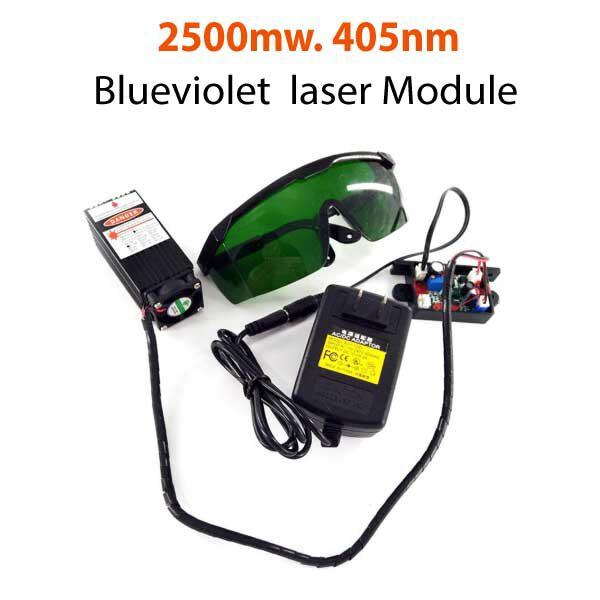 2.5W-Blueviolet--laser-Module