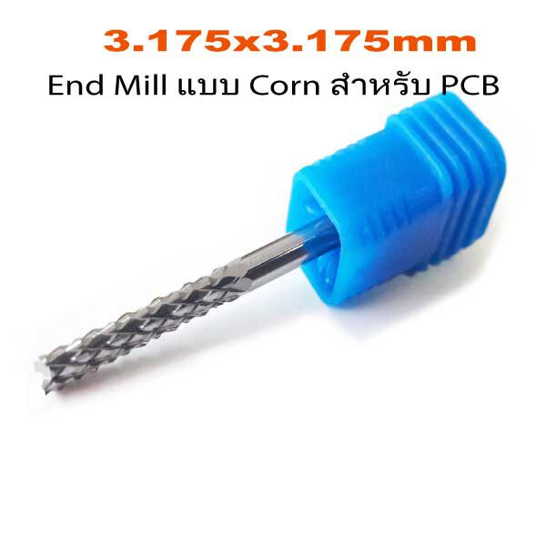 3.175mm.Corn-Endmill
